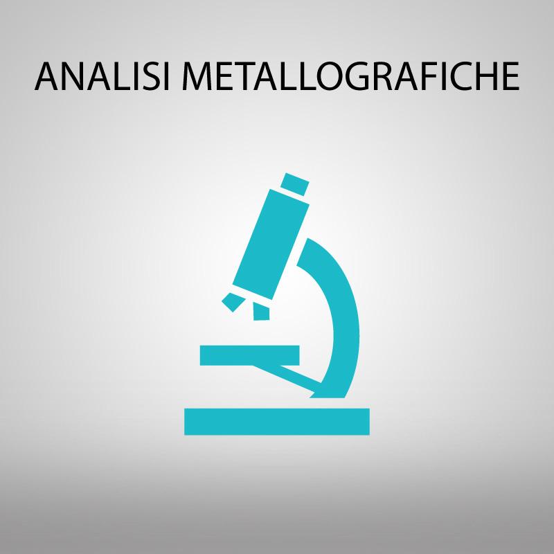 Analisi Metallografiche
